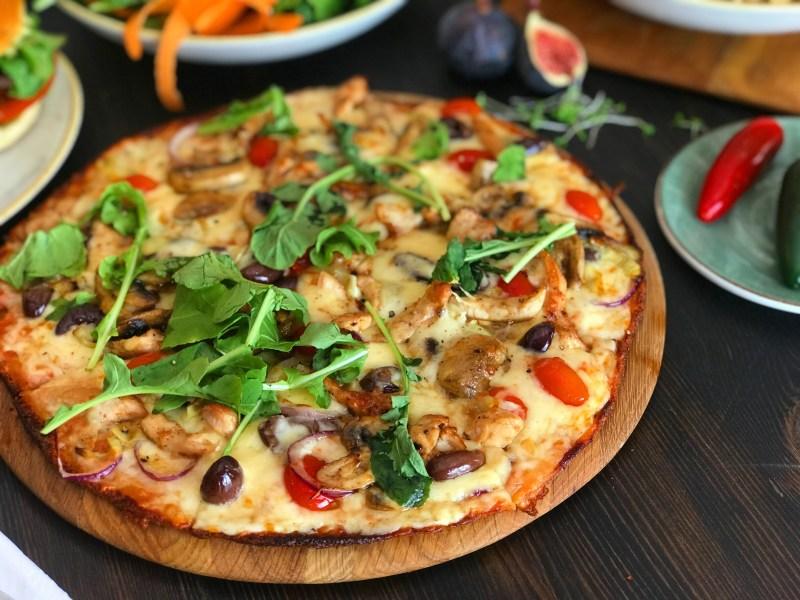 The Best Pizza Recipe