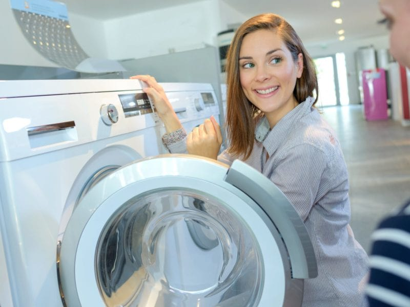 Features in Modern Washing Machines