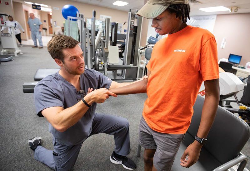 Become a Physical Therapist